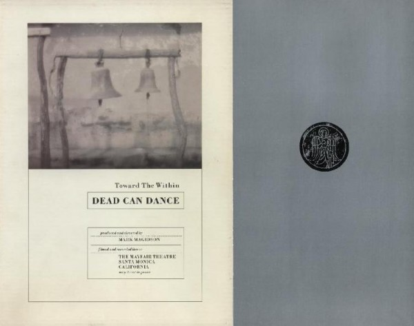 Dead Can Dance - Toward The Within BOX (1994)