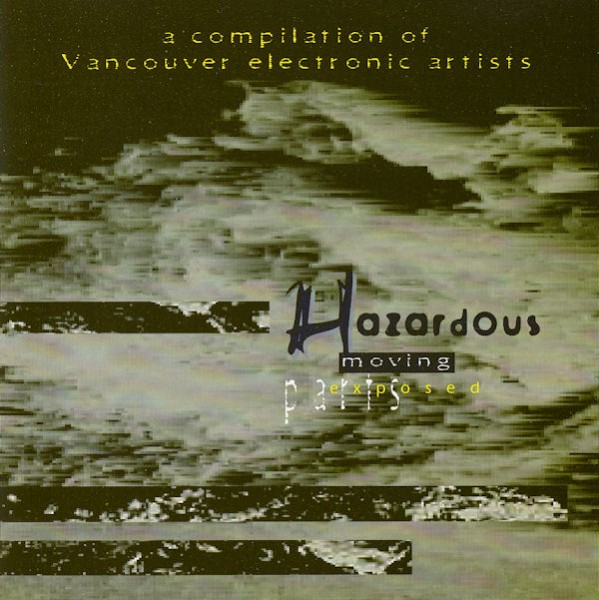 V/A Sampler -Hazardous Moving Parts Exposed CD