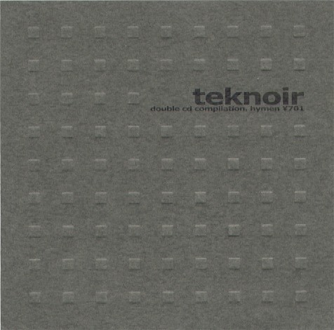 V/A Sampler - Teknoir 2CD (1999)