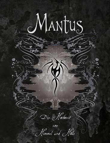 MANTUS - Die Hochzeit Von Himmel Und Hölle CD (Lim1999)