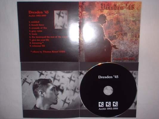 DRESDEN 45 - Archiv 1993-1999 CD (Lim500) 2004