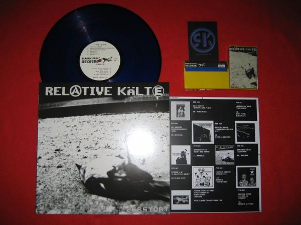 Relative Kälte - Zerstört LP+MC SET (Lim20)