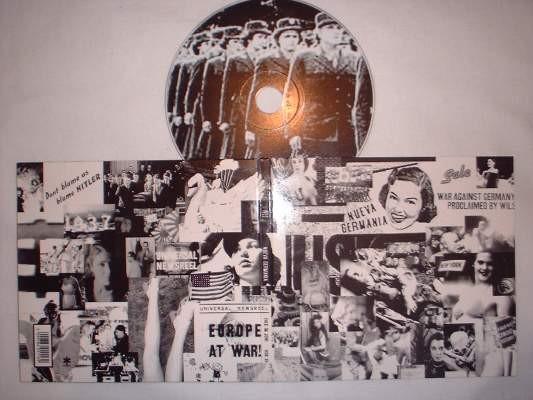 Nueva Germania (Josef N) - Falk im Juni CD (Lim500)