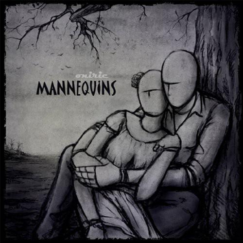 ONIRIC - Mannequins CD Digipack 2013