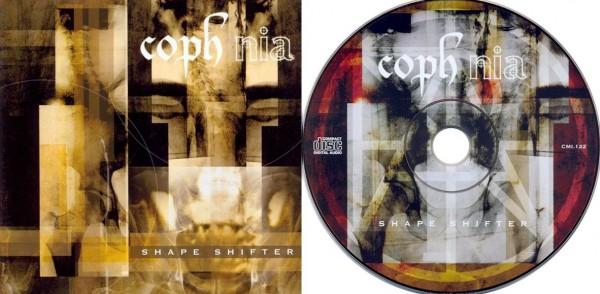 Coph Nia - Shape Shifter CD (2003)