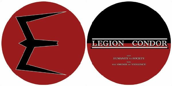 Legion Condor - In our blood is truth in our pain Pic7 (Lim100)
