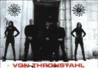 Von Thronstahl - Band Poster (Ltd)