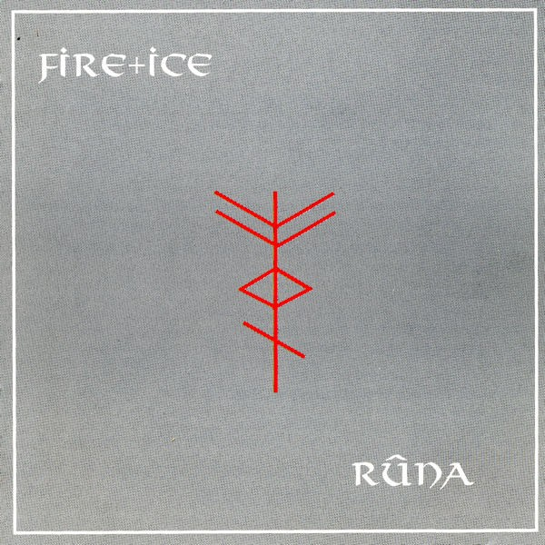 Fire + Ice – Rûna CD (2nd)