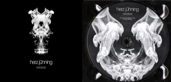 Herz Jühning (Haus Arafna) - Miasma CD