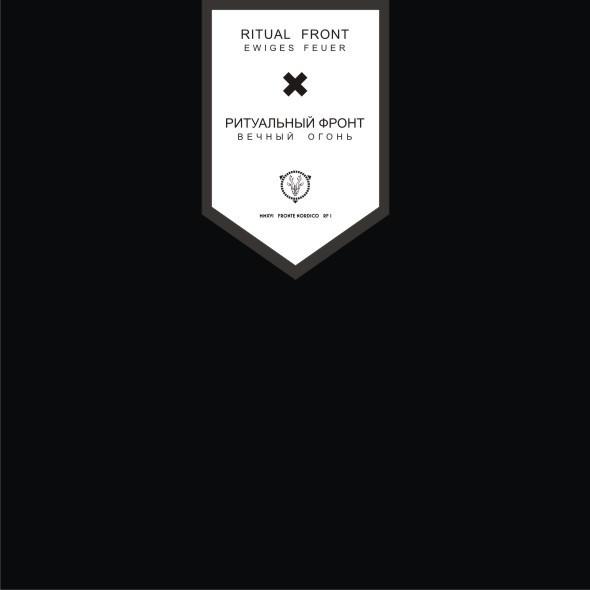 RITUAL FRONT - Ewiges Feuer LP (Lim50) 2016