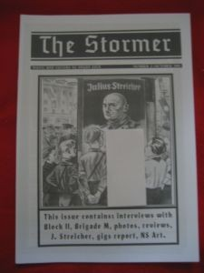 THE STORMER zine - issue 2 (BIG A4)