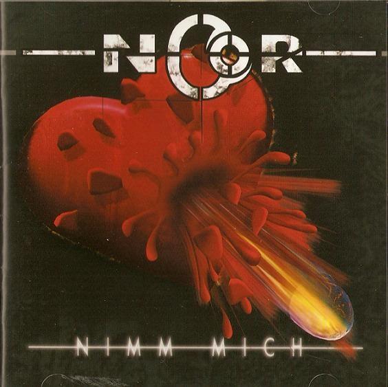 nCor - Nimm Mich CD (2005)