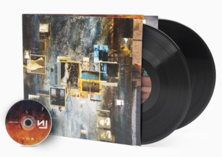 NINE INCH NAILS - Hesitation Marks 2LP+CD LTD. EDIT 2013