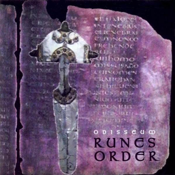 Runes Order – Odisseum CD (1996)