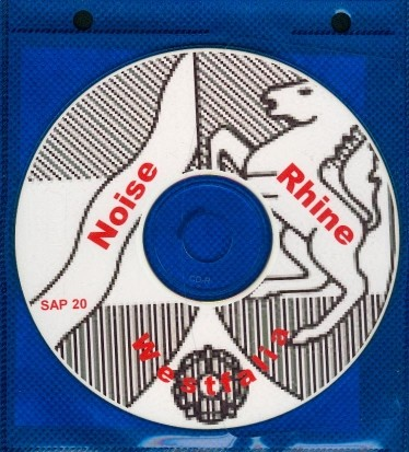 Irikarah / E.H.E./C. Vollmer – Noise Rhine Westphalia CD (Lim150