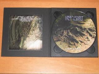 Hrefnesholt - A Haund Voi Dreck CD (Lim50)
