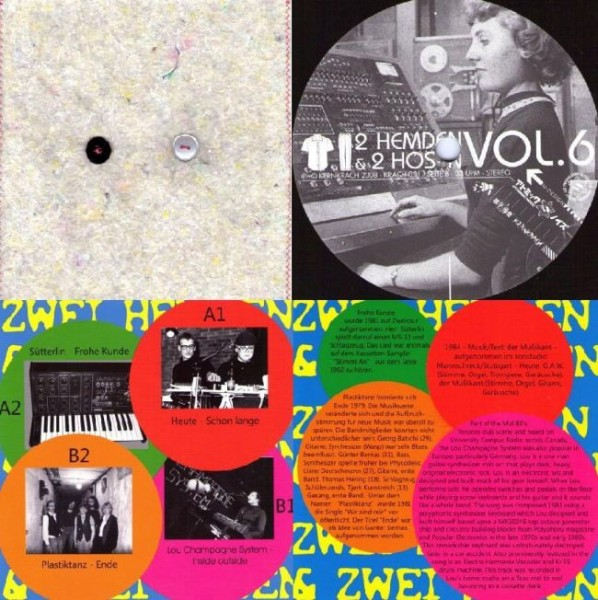 V/A Sampler - 2 Hemden & 2 Hosen Vol.6 7 (Lim300)
