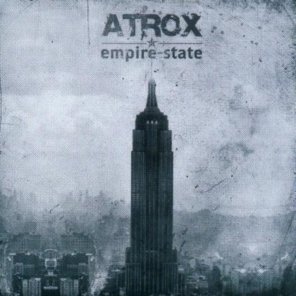 Atrox - Empire State CD (Lim500)