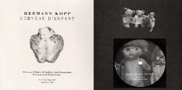 Hermann Kopp - Cerveau D'Enfant 7 (Lim500)