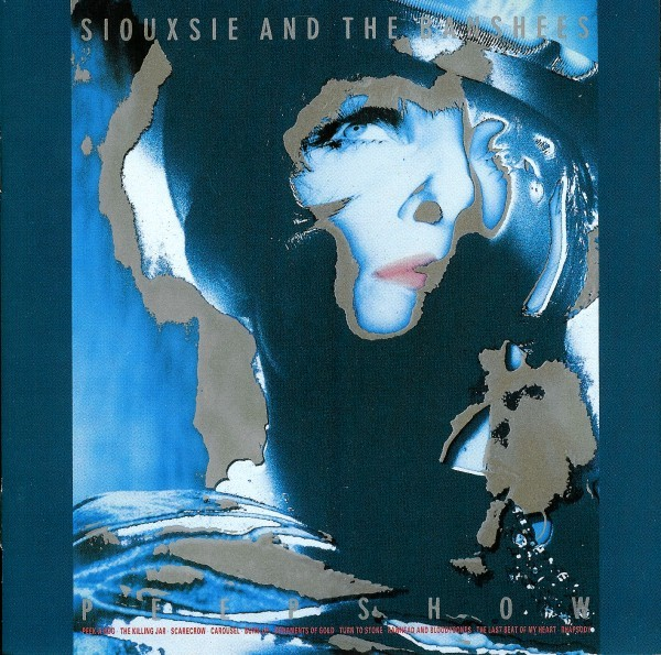 Siouxsie And The Banshees - Peepshow CD (1988)