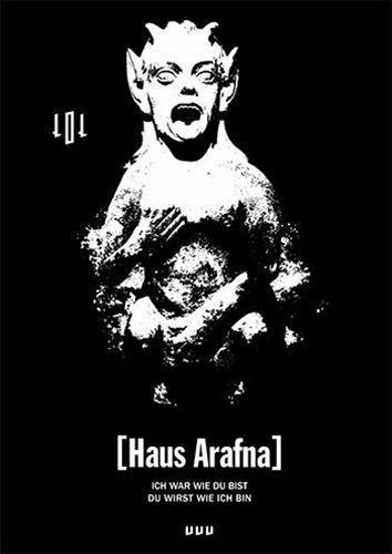 HAUS ARAFNA - Ich War Ich Bin SHIRT 2020
