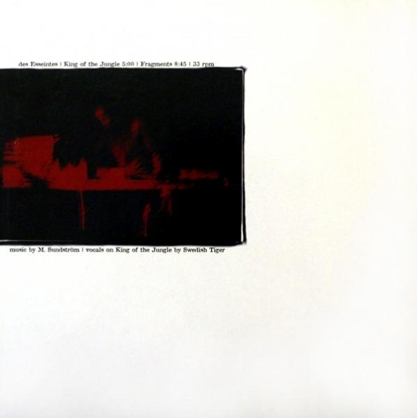 """Negru Voda (Megaptera) / Des Esseintes - Split 10"""""""