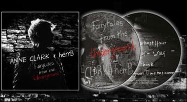 Anne Clark + herrB - Fairytales Pic LP (Lim500)