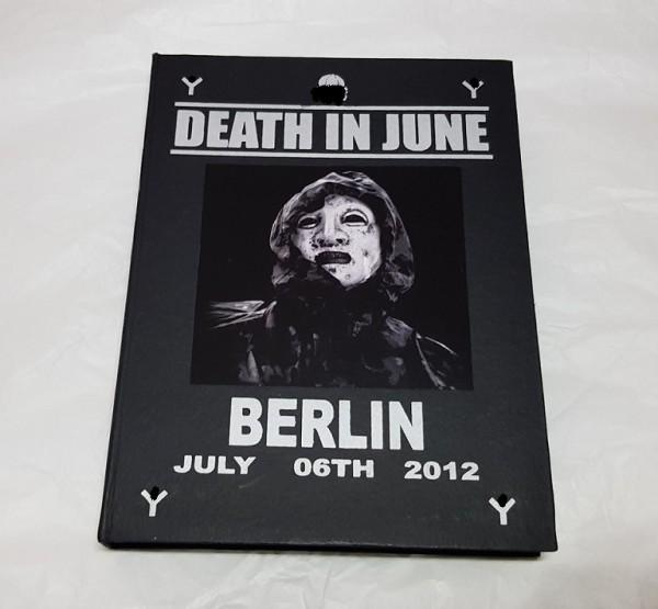 DEATH IN JUNE - Live In Berlin 2012 Big BOX (Lim50) 2020