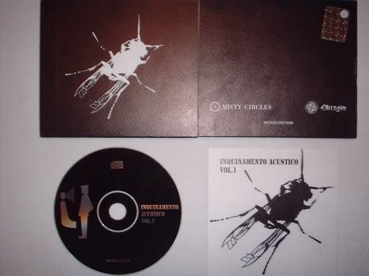 V/A Sampler - Inquinamento Acustico Vol. 1 CD (Lim480)