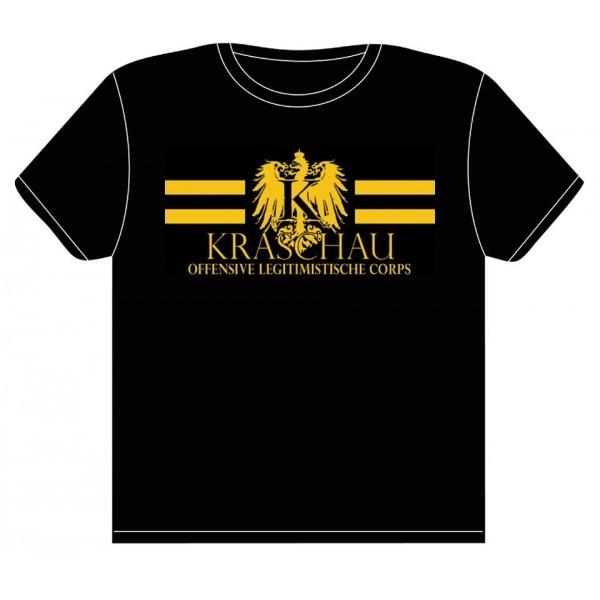KRASCHAU (DHUK) - Offensive Legitimistische Corps T-Shirt