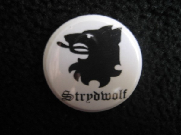 STRYDWOLF - Logo Pin (Lim50)