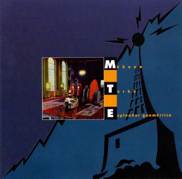 Esplendor Geometrico - Mekano-Turbo CD (1994)