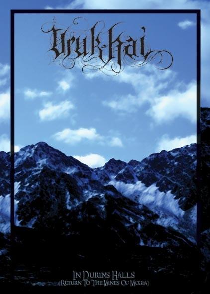 Uruk-Hai – In Durins Halls CD