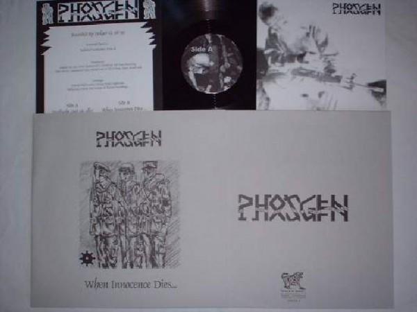 Phosgen - When Inocence Dies LP (Lim444)