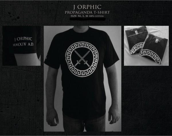 J OPPHIC - Propaganda Shirt (Lim20) 2014