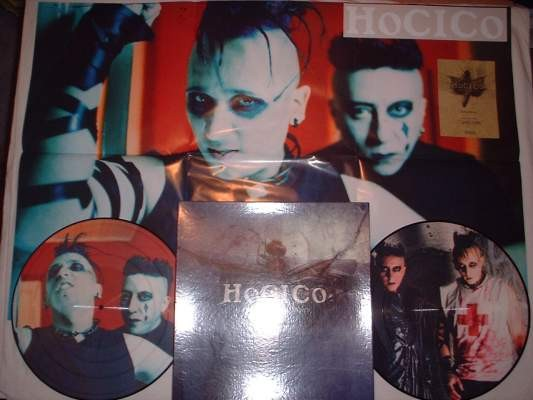 HOCICO - Wrack And Ruin 2LP Box (2004)