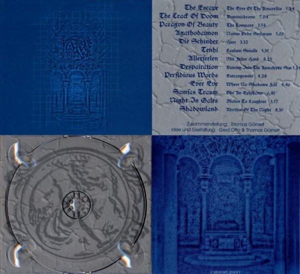V/A Sampler - Zum 9. Wave Gotik Treffen WGT 2000 CD