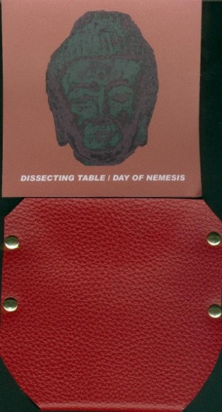 Dissecting Table - Day Of Nemesis CD (Lim132)
