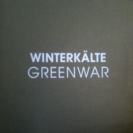 "Winterkälte - Greenwar 10"" (Lim500)"