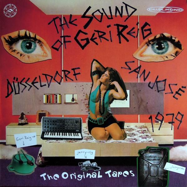 V/A Sampler - The Sound Of Geri Reig LP (Lim500)