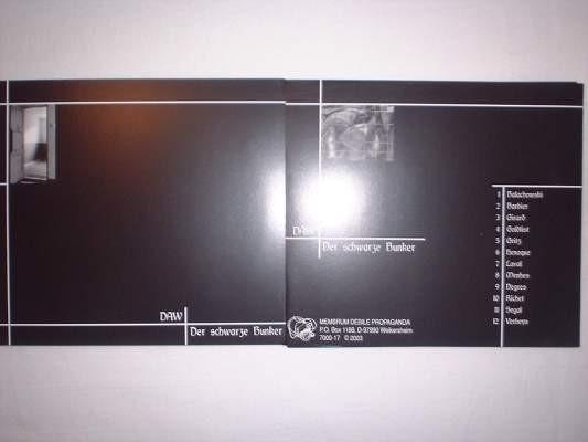 DAW (IRIKARAH) - Der schwarze Bunker (Lim200)