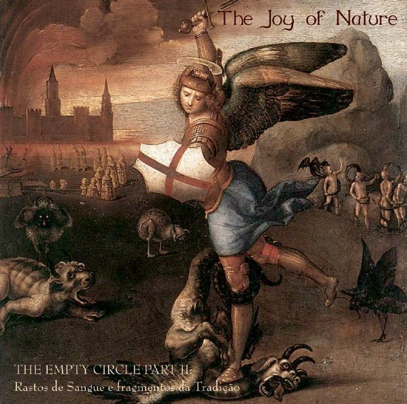 The Joy Of Nature - The Empty Circle Part II CD