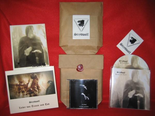 STRYDWOLF - Lieder von Traum und Tod 3CD-SET (Lim25)
