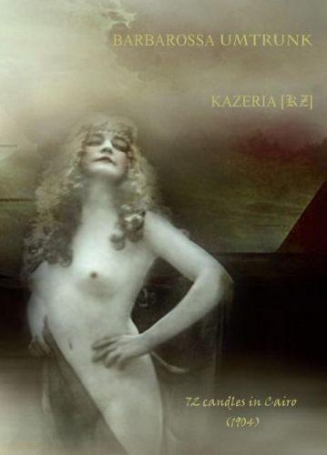BARBAROSSA UMTRUNK / Kazeria - 72 candles in cairo CD 1edit (Lim75)