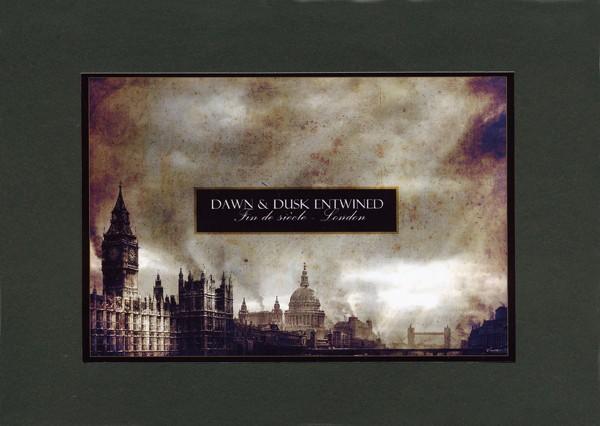 DAWN & DUSK ENTWINED - Fin De Siècle - London CD (Lim150+signed)