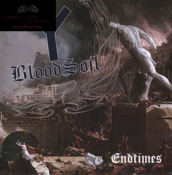 BLOODSOIL - Endtimes CD (Lim270) 2016
