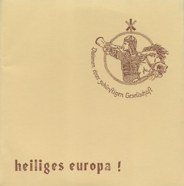 VE EUROPA - Heiliges Europa! 7 (Lim300) 1996