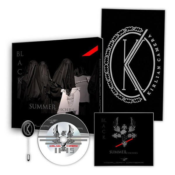 KIRLIAN CAMERA - Black Summer Choirs BOX SET (Lim1000) 2013