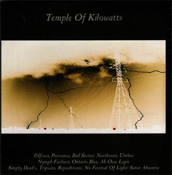 V/A Sampler - Temple Of Kilowatts CD (2000)