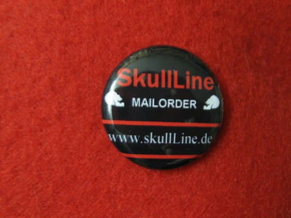 SkullLine - Button Pin (Lim100)